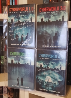 CyberWorld Cover 1-4