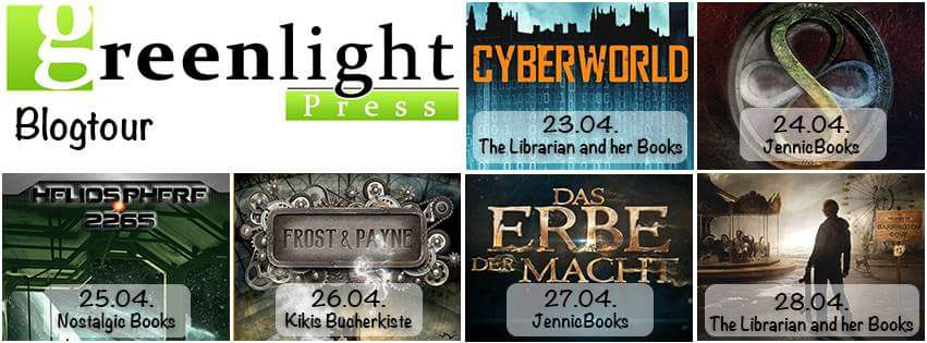 Greenlight Press Blogtour